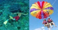 バリ島の格安マリンスポーツ パッケージ(2021年営業中)